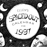 Spaced Out Calendar
