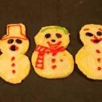 Cookies - photographed for a Holiday newsletter for Yellow Dot Designs. 2009.