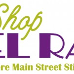 Del Ray Logo, designed for the Del Ray Business Association.