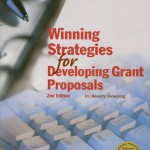 Book Cover design: Grant writing