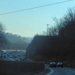 Photo: Pennsylvania Turnpike. December 27, 2014
