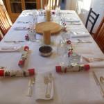 Photo: Christmas Table